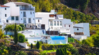 Photo for 4 Bedroom Modern Villa set in mountain Village with mountain views