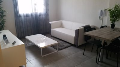 Photo for Rent T2 furnished in residence secured