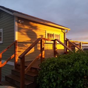 Photo for WarmBeach Mini Home with incredible views and sunsets
