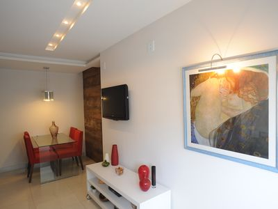 Photo for Ipanema apartment two suites