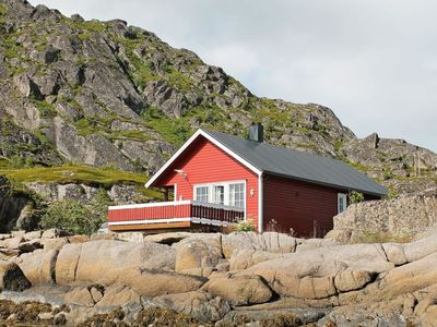 Photo for Vacation home Lofoten in Sennesvik - 6 persons, 2 bedrooms