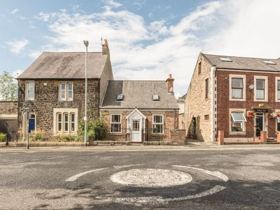 Photo for DACRE COTTAGE, pet friendly, with open fire in Morpeth, Ref 2116