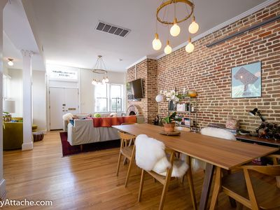 Photo for Immaculate and Modern Row House in Central Capitol Hill
