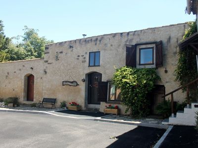 Photo for Well appointed cottages, in the heart of a rural village, 25 mins from Carcassonne