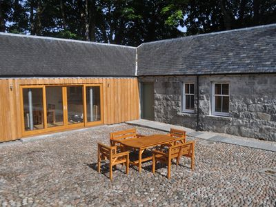 Photo for The Old Stables, Alltshellach Cottages, 4 Star Self Catering near Glencoe