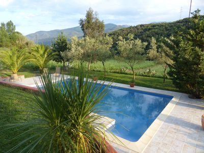 Photo for New studio for 2 people in the countryside with direct access to the pool.