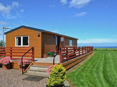 Photo for 2BR Chalet Vacation Rental in Dunbar, Scotland