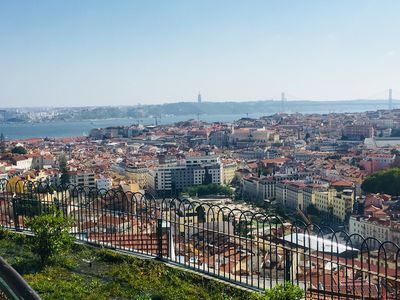 Photo for GRC- Nice and big flat in center of old Lisbon