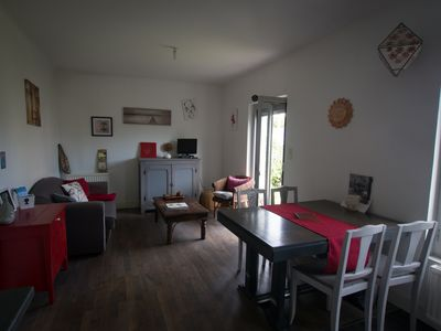 Photo for Small house with garden Lorient 10 minutes from the beaches