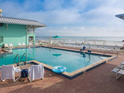 Photo for New Smyrna Beach-1 Bedroom Beachfront-Weekly Stay