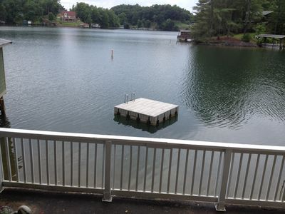 The Floating Dock is waiting for you and your kids!!!!!!!!!!