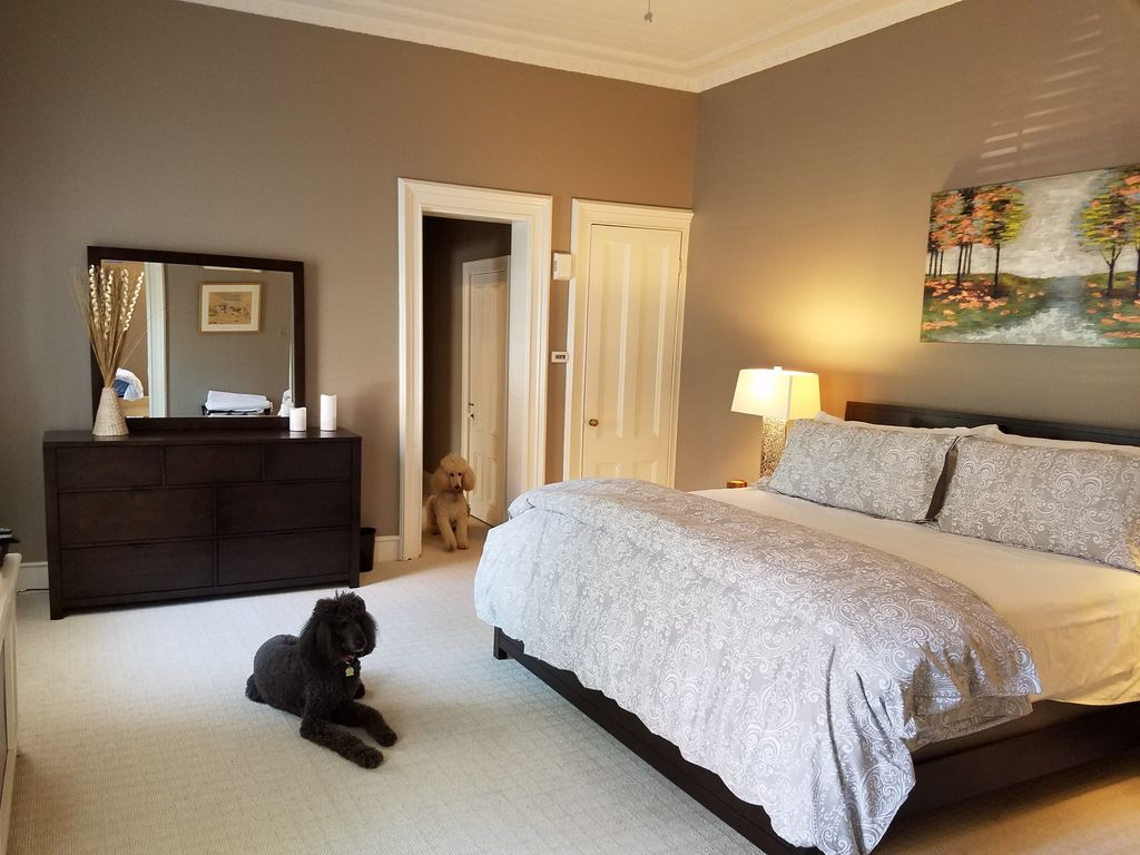 Elegant Sunny 2 Bedroom Townhouse Apartment In The Heart Of Downtown Portl