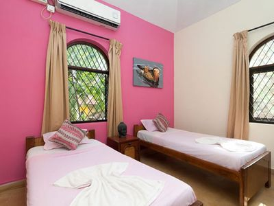 2BHK Spacious Garden with Pool Table