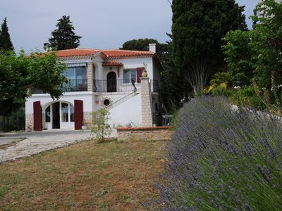 Photo for French Villa Riviera with the pool in the heart of Cassis, 5 Bedrooms/10guests