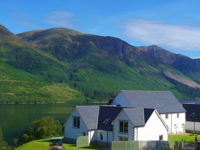 Photo for Beautiful New Loch-Side Holiday Home in the Heart of the Scottish Highlands