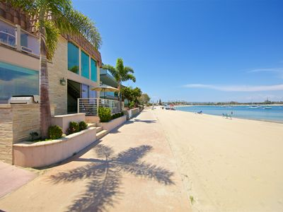 Photo for #2758 - Bayfront, 3 BR/2BA, expansive bay views, patio