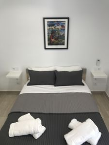 Photo for Modern 3 double bed, 2 bathroom Central apartment only 200m from Beach. Sleeps 6
