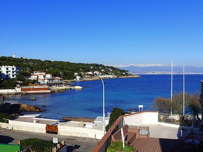 Photo for Juan-les-Pins Apartment, Sleeps 3 with WiFi