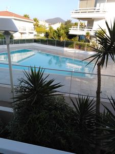 Photo for T2 apartment in Carqueiranne near sea STANDING WITH SWIMMING POOL