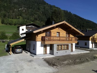 Photo for Atmospheric and luxury chalet near Bad Hofgastein and the ski pistes
