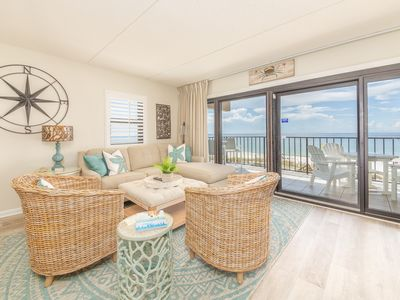 Photo for Stunning Wood Floors, Extensive Gulf Views, Located in Perdido Key