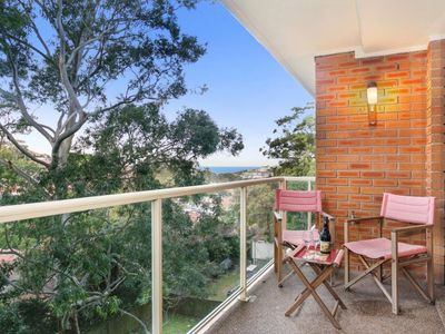 Photo for TRANQUIL TREE TOP HIDEAWAY (608I) - COOGEE - 2 Bedroom Apartment with Ocean Views
