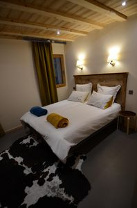 Photo for Chalet rental Les Touines / new chalet 10 minutes from the arches