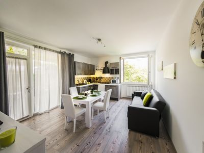 Photo for Casa Miramonti - new apartment for a wonderful holiday in the village of Tremosine