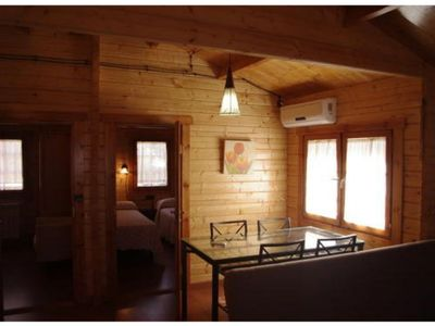 Photo for Miraduero cabins for between 2 and 4 people