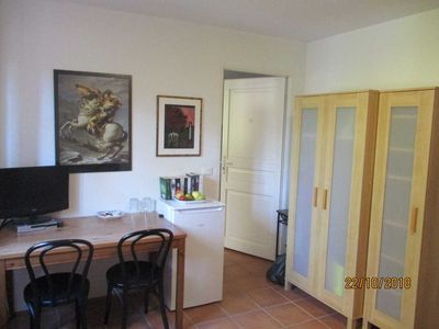 Photo for Double Room with Lake View - Chambres d'hôte en Alsace - Bed & Breakfast in Alsace