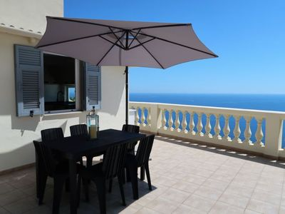 Photo for Apartment Mare Largo in Ventimiglia - 6 persons, 2 bedrooms