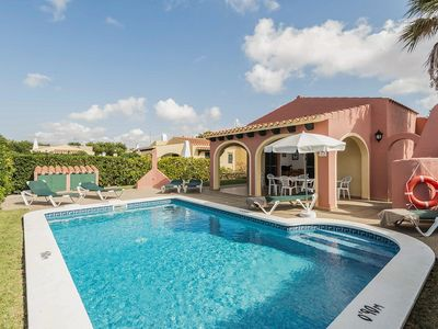 Photo for Villa Manuel: Large Private Pool, WiFi