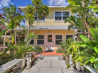 Photo for Lake Worth Home w/Shared Patio - Mins to Beach!