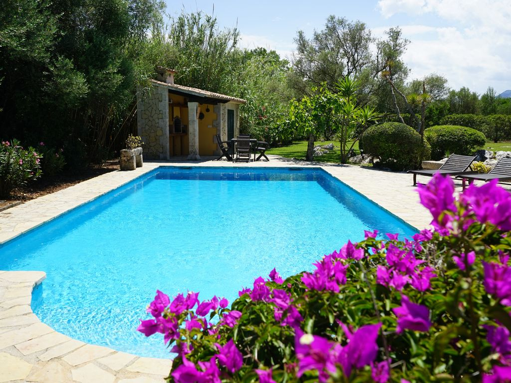 Last Minute Offer August   2 Houses On A Beautiful Garden Finca Near  Pollenca