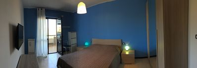 Photo for Apartment 10 minutes walk from the sea sleeps 8