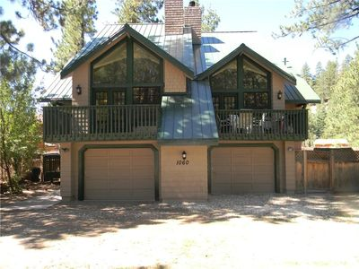 Photo for Fawn Retreat -Walk to the lake-Large property sleeps 16 game room and spa.