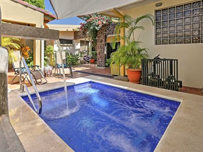 Photo for Full-Service Puntarenas Villa, Short Walk to Beach