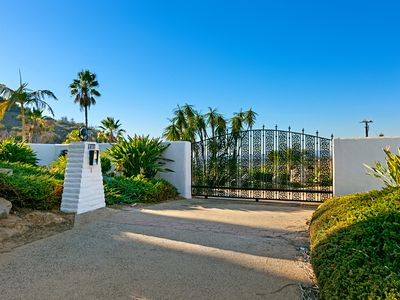 Photo for Amazing Mid Centrury Modern 8 Bedroom 5 Bathroom Estate with Pool & Ocean Views!