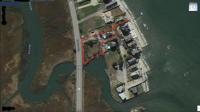 Photo for Saybrook almost beach-front, private beach,  boat launch, shallow dock, secluded