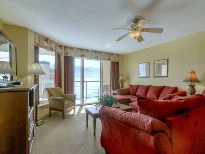 Photo for Malibu Pointe -  604 Luxury accommodations in this sunny, bright condo.