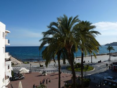 Photo for frontline apartment in the center of Moraira