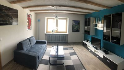 Photo for 1BR Apartment Vacation Rental in Apfeldorf, BY