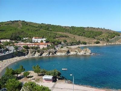 Photo for Apartment Banyuls-sur-Mer, studio flat, 2 persons
