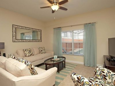 Photo for Private Pool townhouse 10 minutes from Disney! BBQ grill included!