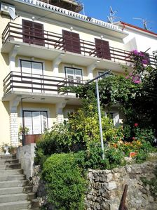 Photo for Holiday apartment with terrace and balcony