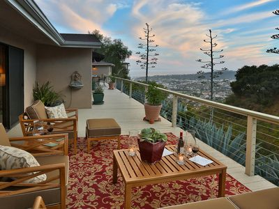 Photo for Riviera Canyon - Views and Romance on the Upper Riviera