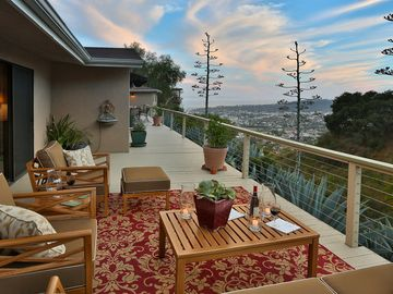 Riviera Canyon - ON SPECIAL! Views and Romance on the Upper Riviera