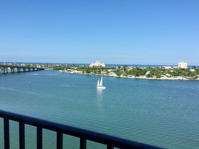 "Photo for 2 BR/2 BA Condo With ""Million Dollar"" Panoramic Views Of Gulf & Boca Ciega Bay"