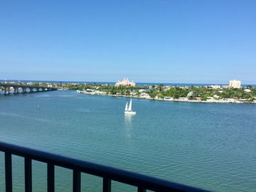 "2 BR/2 BA Condo With ""Million Dollar"" Panoramic Views Of Gulf & Boca Ciega Bay"