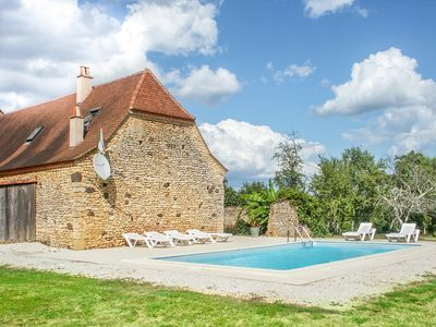 Photo for 4BR Villa Vacation Rental in Cendrieux